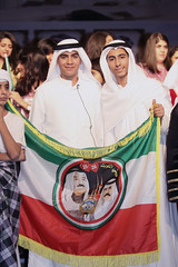 (Ghadeer Q) Tags: boys flag culture son kuwait kes aziz dishdasha canon70200     gitra 50thindependenceday kuwaitnationalday  ghadeerq kuwaitenglishschool  20thliberationday