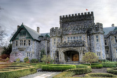 Hatley Park Castle - Victoria BC Canada (Toad Hollow Photography) Tags: canada castle heritage architecture victoria hdr dunsmuir royalroads hatleypark