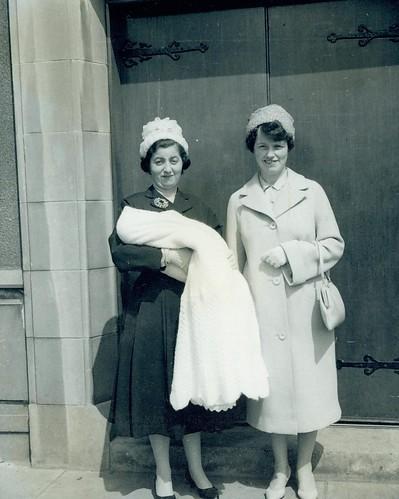 Isobel Mitchell 1961