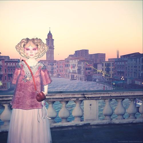 Voyage au monde Venise