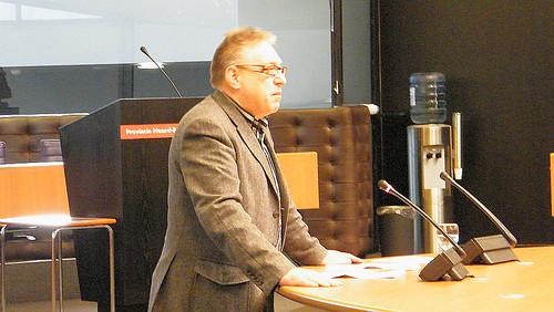 Provincial Parliament North Brabant - LHBT-conferentie 2009 - Willy Lourenssen