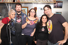 "L to R - Nobody, 6th Degree, MUN, Fari, John Hell; Copyright © 2011 Mike Schweizer. Permission is granted to those pictured for any non-commercial use of their images. Contact us at photos@thenightbeat.net • <a style=""font-size:0.8em;"" href=""http://www.flickr.com/photos/34907499@N08/5475589960/"" target=""_blank"">View on Flickr</a>"