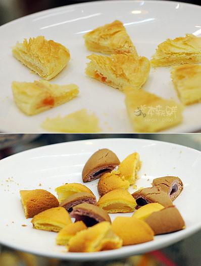 地瓜太陽餅