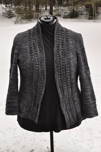 Stage Door Cardigan/Polworth Silkl