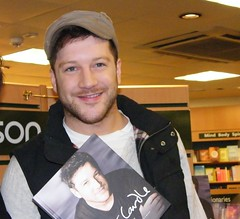 Matt Cardle winner of the X-Factor 2010