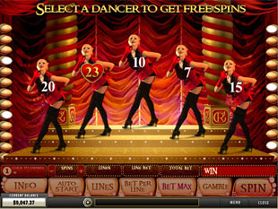 free La Chatte Rouge slot free spins