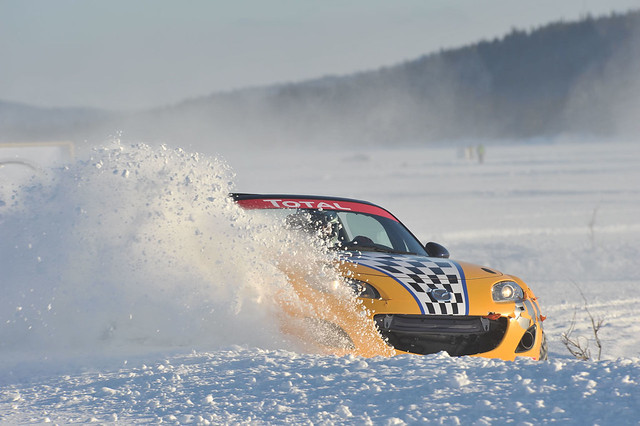 MX5 on Ice 2011