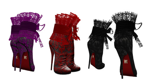 some shoes for the vampire princess