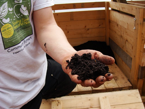 Vermiculture After -- Rich Soil