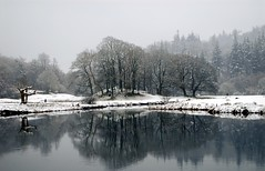 Lake District in Snow