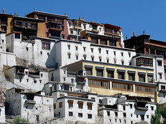 Monastery (andie_travel) Tags: travel india mountain nature asia buddhism tibet kashmir himalaya ladakh jammu highaltitude littletibet