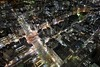 Overhead view of Tokyo (Vladimir Zakharov ヴラディミール ザハロ) Tags: tokyo twilight cityscape dusk aerialview wideangle bluehour birdseyeview highangle gettyimagesjapanq1 tokionightview tokionightbuildings overheadviewoftokyo