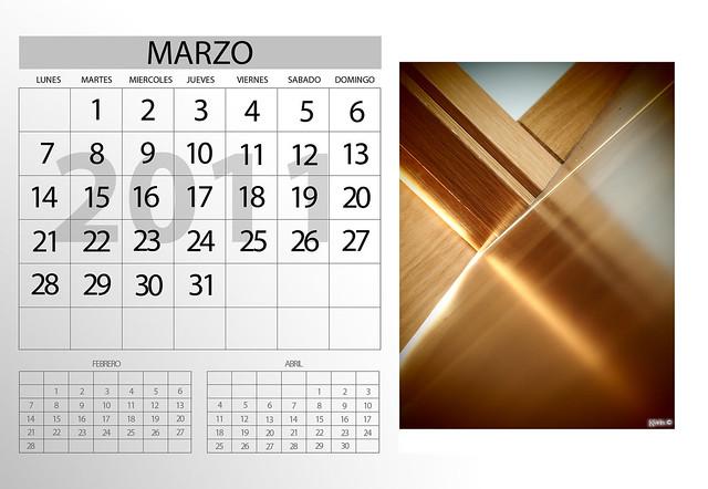Martxoa · Marzo