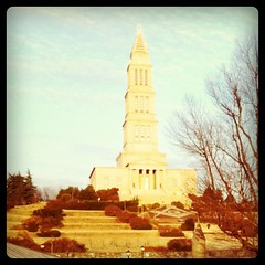 George Washington Masonic National Memorial located in Alexandria, Va near Washington, DC. by ObieVIP