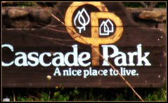 Cascade Park Neighborhood of the Week