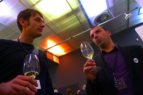 tasting Ponente with Trapan