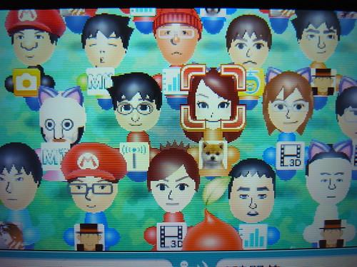 3DS すれちがいMii広場