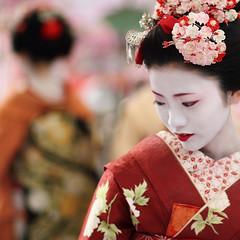 Girl (momoyama) Tags: girl japan kyoto