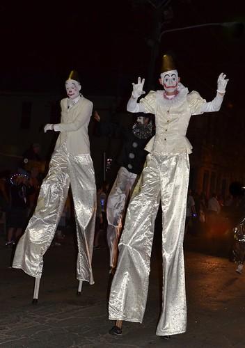 Krewe Of Muses. Krewe of Muses 2011 Mardi Gras