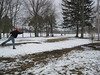 2011 Ice Bowl 1 - putting hole 9
