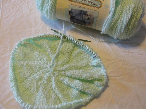 2011 March Baby Blanket