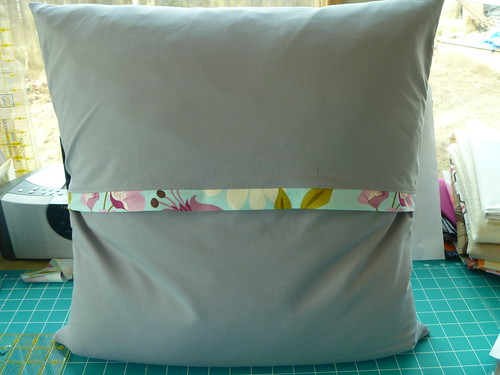 Central Park pillow-back