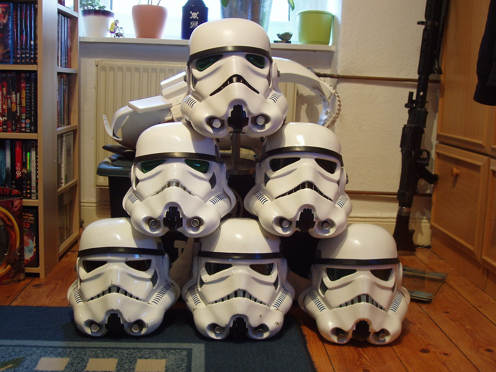 Lets see your helmet collections 5511960173_f3743a92d9_b