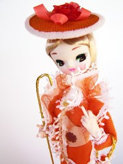 1970's Pose Doll (cookinsupper) Tags: old vintage toy toys bigeyes doll dolls posedoll