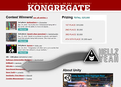 Kongregate Screengrab