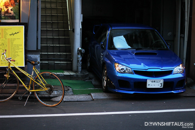 Downshift Shibuya 16