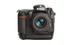 Nikon D2h digital SLR camera