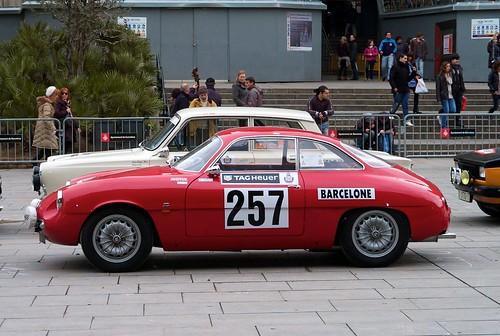 L9771092 - Rally Montecarlo Historique 2011. Alfa Romeo Giulietta SS Zagato