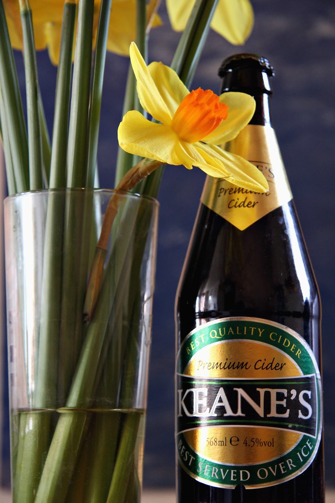 Keane's Cider: A Magners clone