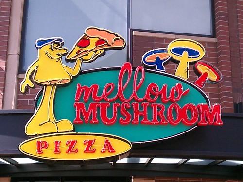 Mellow Mushroom on Mill Avenue