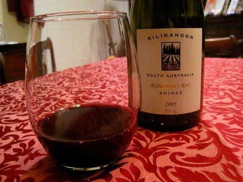 Dinner Alone - Australian Shiraz
