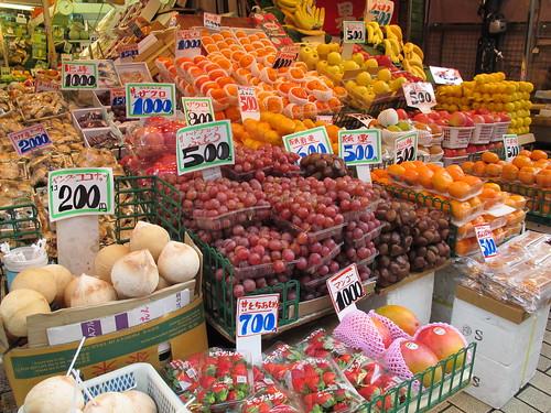 Fruit Market - Ameyoko