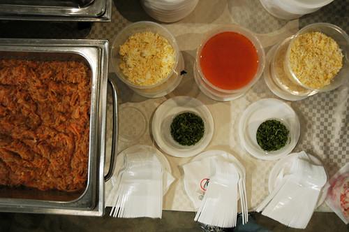 KG Catering - Kueh Pie Tee DIY Station