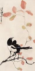 Xu Beihong: Magpie
