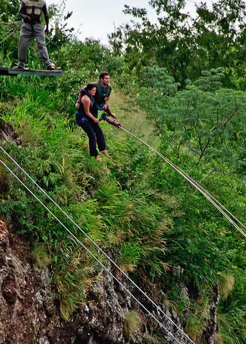 Gorge Swing I