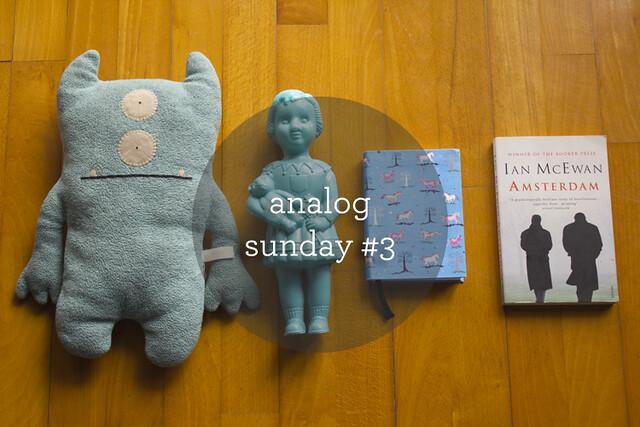 analog sunday #3