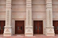 Intricate Columns (Greg Foster Photography) Tags: atlanta ga georgia temple wooden carved doors greg columns foster pillars hindu mandir baps shri lilburn swaminarayan gregfoster gregfosterphotography