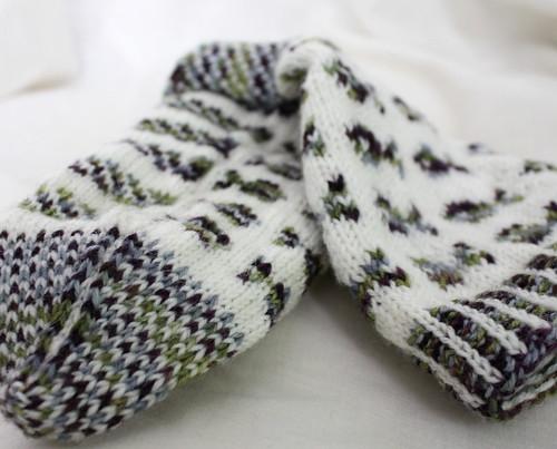 German Fish Socks