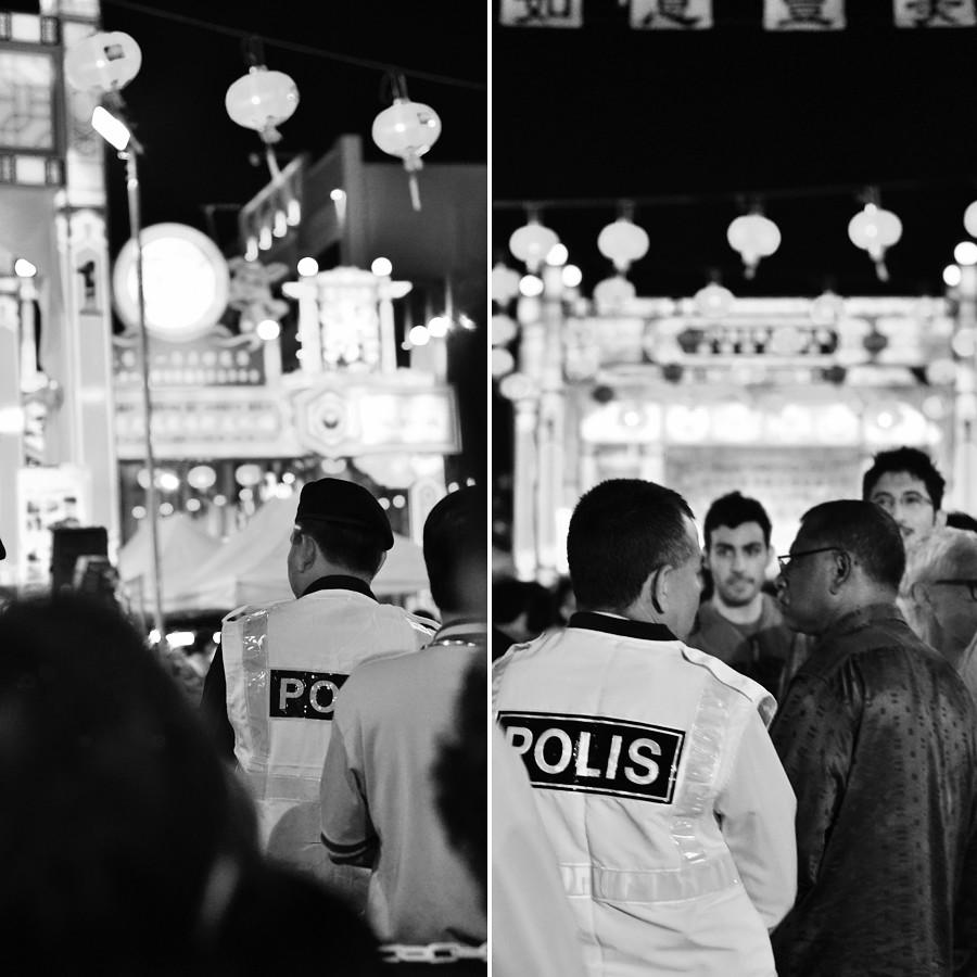 Polis | Jonker Walk, Malaysia