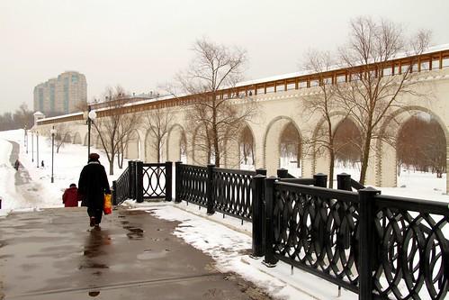 Москва: Ростокинский акведук