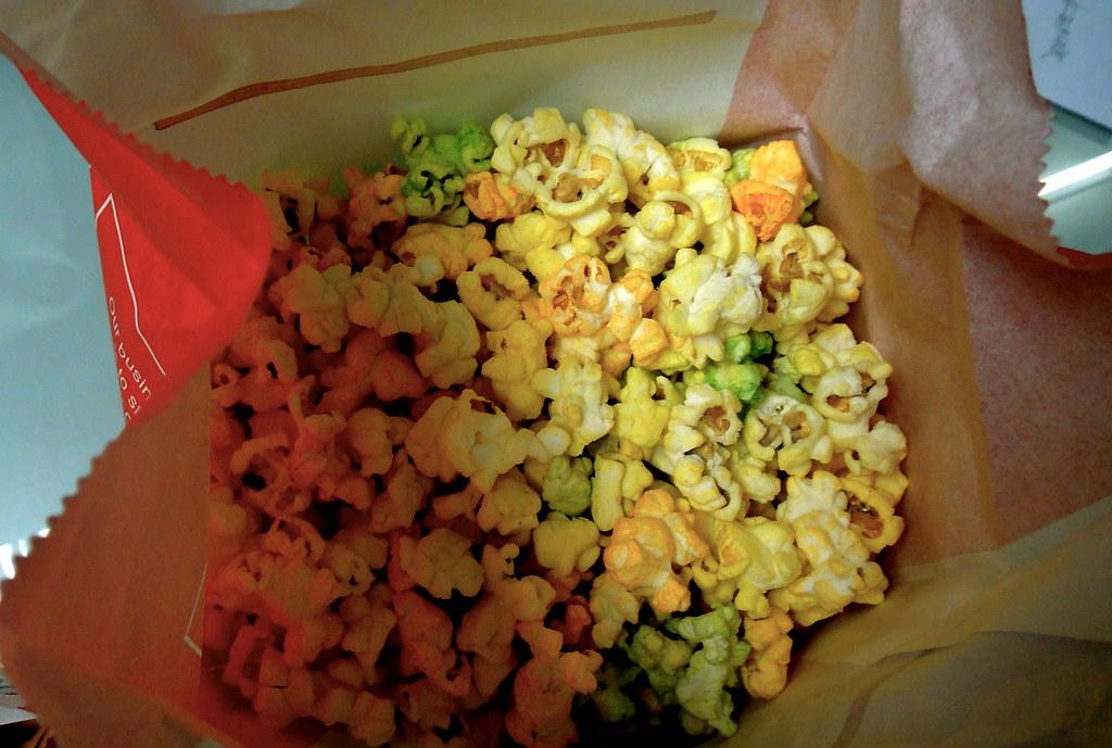 Tater's Popcorn