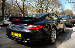 Porsche 997 Turbo S (MauriceVanGestel Photography) Tags: auto black cars car germany deutschland hp boulevard negro north 911 s turbo coche porsche alemania autos pk dsseldorf rhine zwart luxemburg coches duitsland spoiler winkelstraat porsche911 k knigsallee 997 530 turbos 911turbo 911turbos westphalia porscheturbo northrhinewestphalia luxemburger rhinewestphalia porsche911turbo northrhine porsche997 530hp porsche997turbo 997turbo luxemburgs blackporsche northrhein porsche911turbos 997turbos porscheturbos knigsalleedsseldorf porsche997turbos carspottingdsseldorf spottingdsseldorf autospottendsseldorf porscheluxemburg zwarteporsche porschedsseldorf 530pk