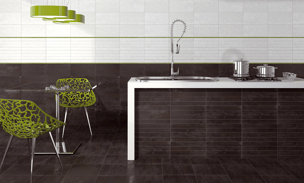 Kitchen Oxido gray series