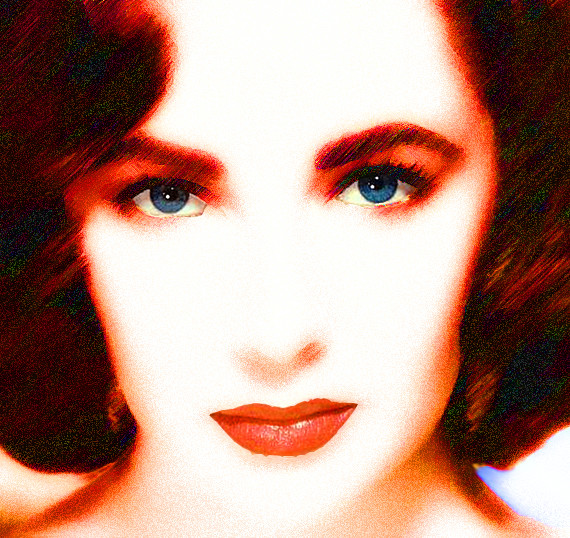 In Memoriam Elizabeth Taylor by OBJECTIVE-MAN