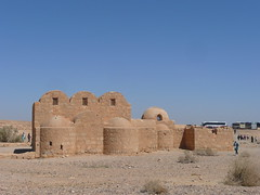 Qusayr 'Amra, Jordan rear (army.arch) Tags: castle heritage desert unesco worldheritagesite bathhouse easterndesert qusayramra umayyad quseiramra jordanqasramra