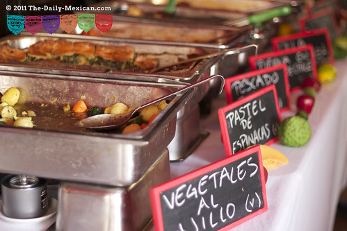 Real Mexican Food Buffet · Mestizo, London